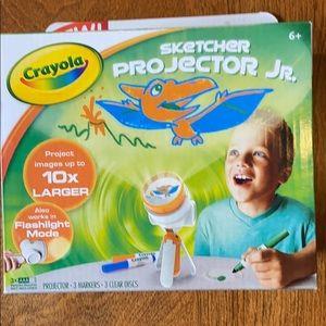 💙 Crayola Sketcher Projector JR.